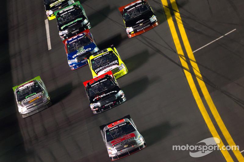 Johnny Sauter race report