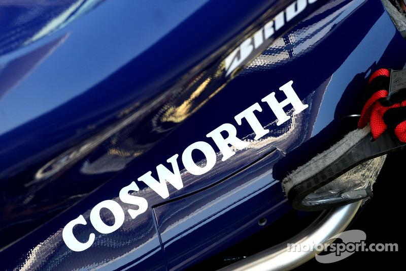 Cosworth pre-season test summary