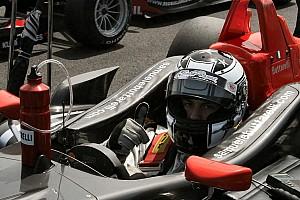 Auto GP Samuele Buttarelli enters AutoGP