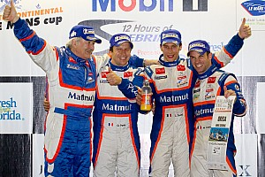 ALMS Team ORECA-Matmut race report
