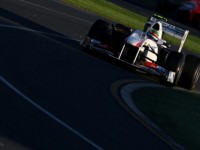 Sauber will not appeal Australia disqualification