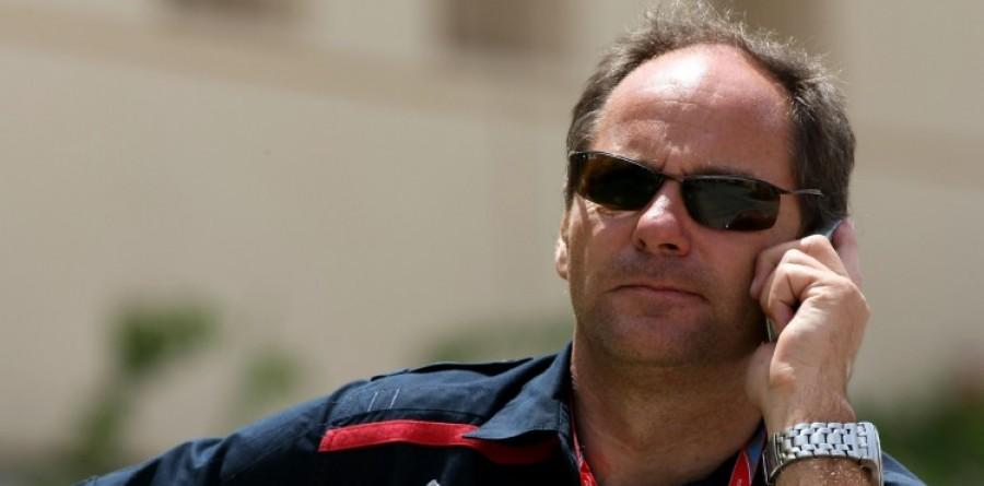 Berger no fan of F1 overtaking debate