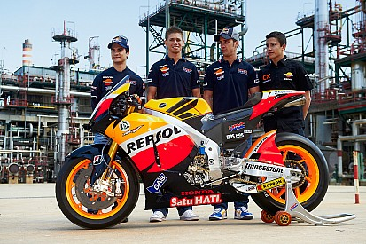 Repsol Honda Preview