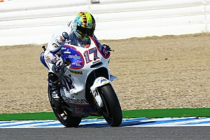 MotoGP Cardion AB Motoracing Friday Report