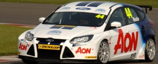 BTCC New Ford Focus Global Touring Car Ready to Race