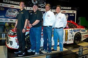 NASCAR Cup Wood Brothers - Thursday media visit