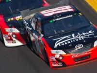 Kyle Busch race report