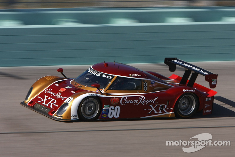 Michael Shank Racing race report