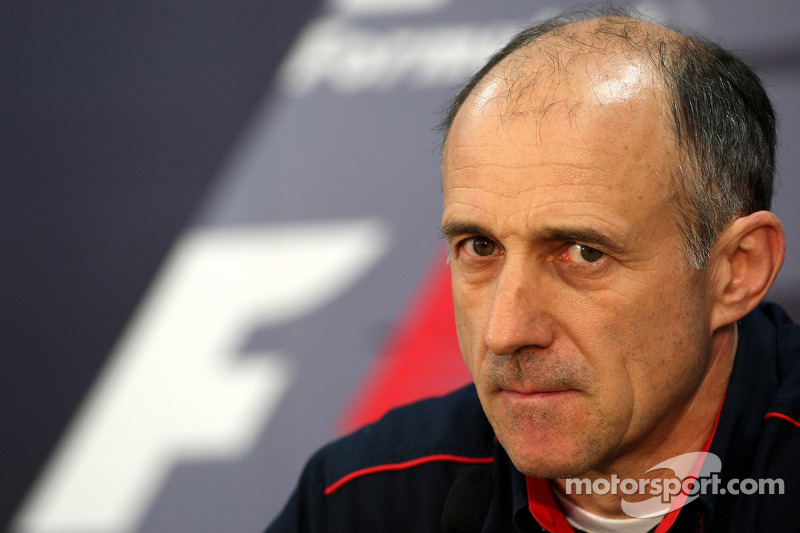 Toro Rosso Race Report