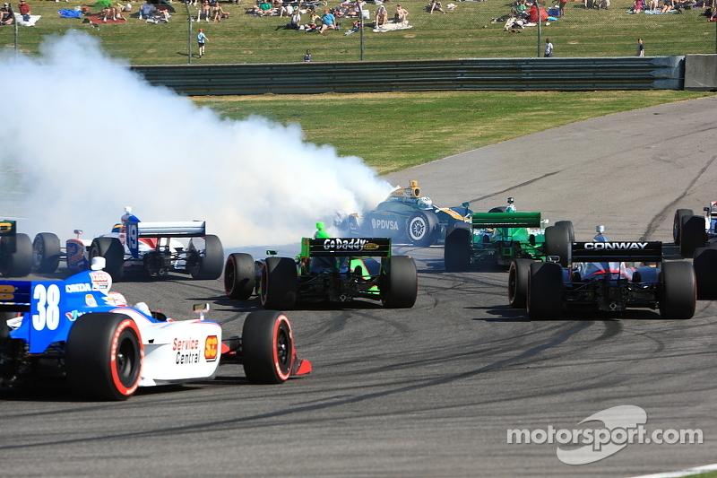 KVRT-Lotus race report