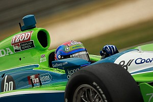 IndyCar Justin Wilson preview