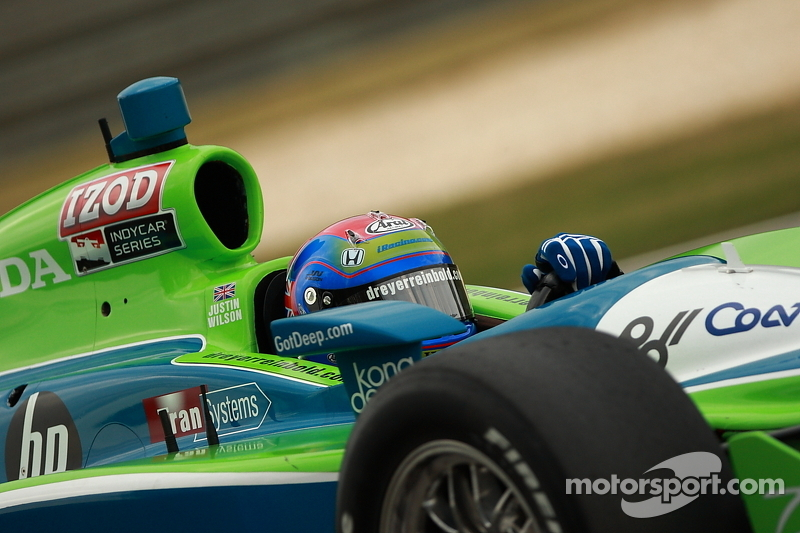 Justin Wilson preview