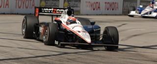 IndyCar Team Penske qualifying report