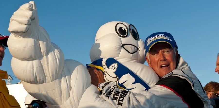 Michelin race report
