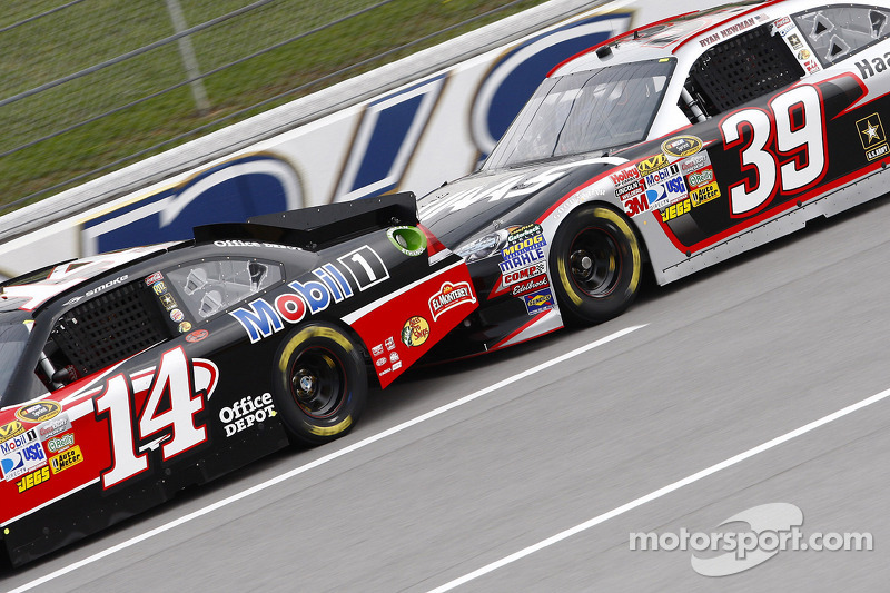 Chevy teams race notes, quotes
