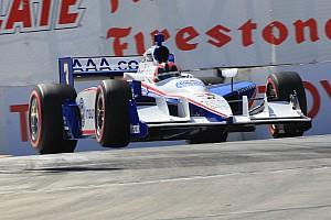 IndyCar Team Penske race report