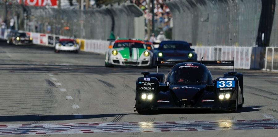 Level 5 Racing race report