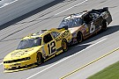 Sam Hornish Jr. race report