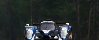 Le Mans Peugeot Le Mans test report
