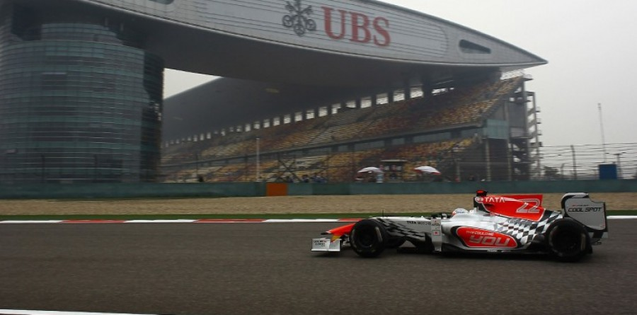 Stragglers also important to F1 - Karthikeyan
