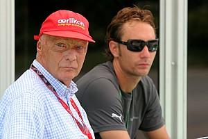 Formula 1 British film writer working on Lauda script