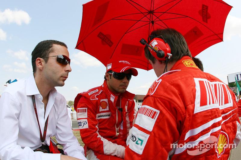 Ferrari Preview Feature with Nikolas Tombazis