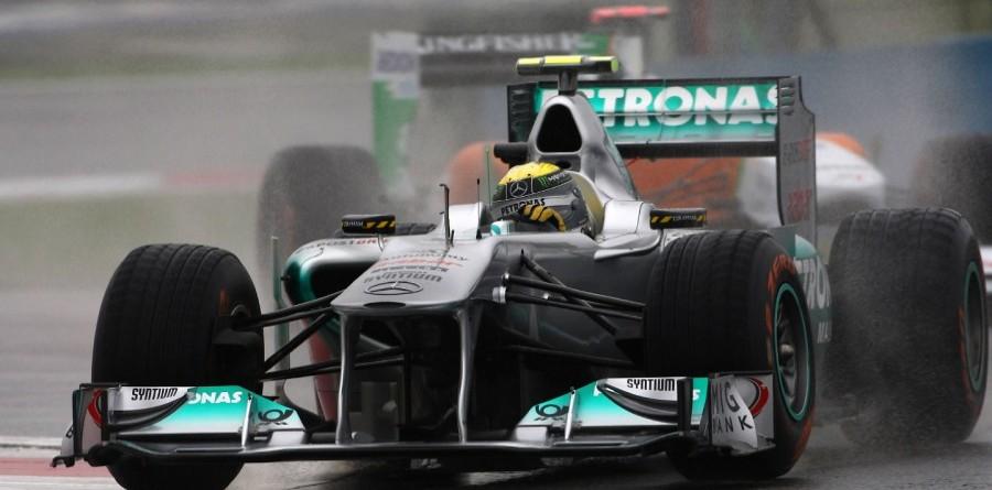 Turkish GP Mercedes GP Friday Practice Report