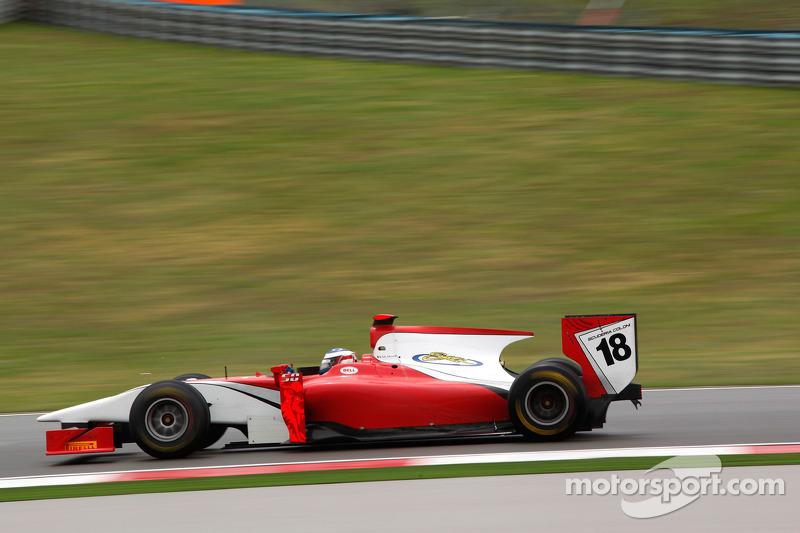 Scuderia Coloni Istanbul qualifying report