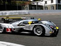 Audi Sport Spa Race Report