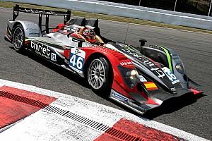 Le Mans Zytek Spa Race Report