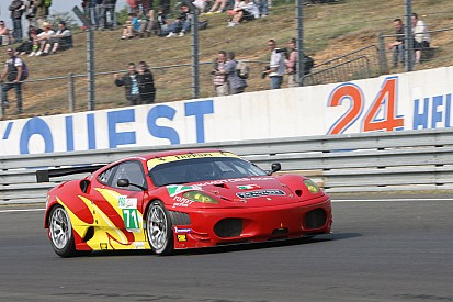 Rob Kauffman Spa Race Report