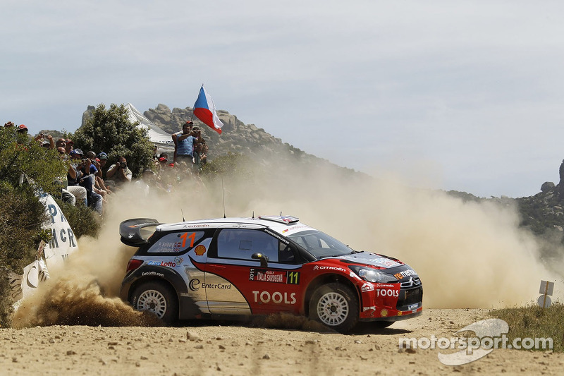 Citroen Privateer Teams Rally Italia Sardegna Event Summary