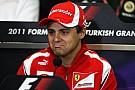 Massa staying at Ferrari in 2012 - Montezemolo