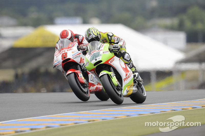 Pramac Racing French GP Race Report