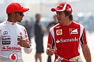 Ferrari and Hamilton flirt over future