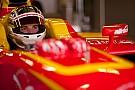 Racing Engineering Barcelona Qualifying Report