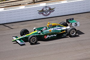 IndyCar KVRT - Lotus Indy 500 Fast Friday Report