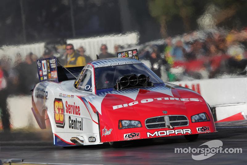 Johnny Gray Topeka Saturday Qualifying Report