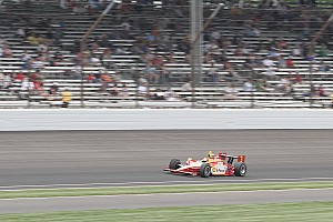IndyCar Team Penskei Indy 500 Pole Day Report
