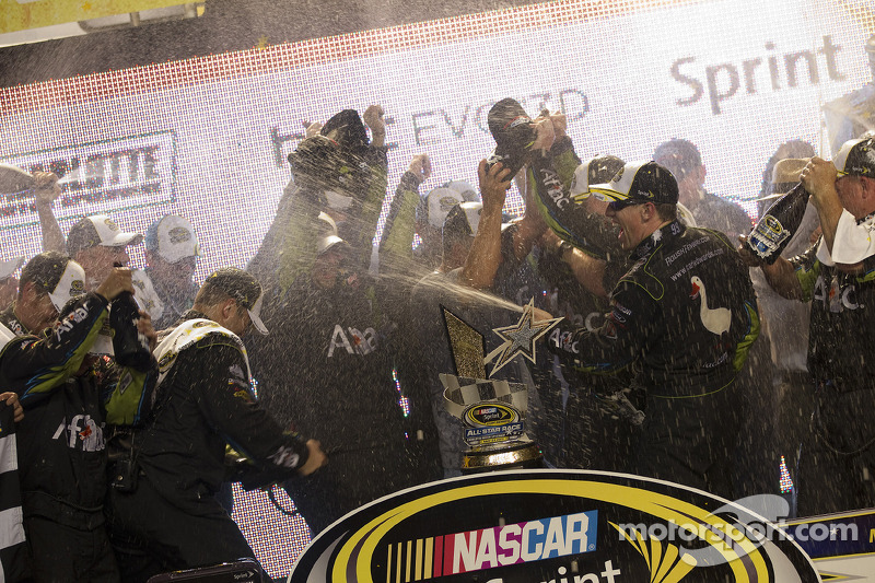 Roush Fenway Racing Charlotte All-Star race report