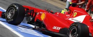 Formula 1 Ferrari Spanish GP Race Report