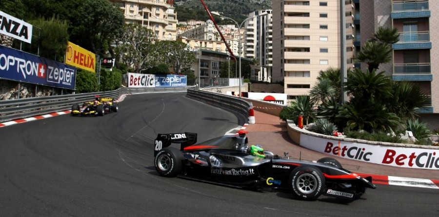 GP2 Series Ready For Monaco Challenge