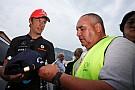 Button nearly hurt amid Monaco paddock chaos