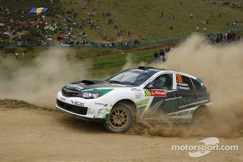 PWRC Team Ready For Rally Argentina