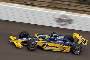 IndyCar Dreyer & Reinbold Racing Indy 500 Carb Day Report