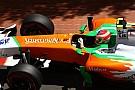 Force India Monaco GP Race Report