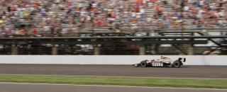 IndyCar Panther Racing Indy 500 Race Report