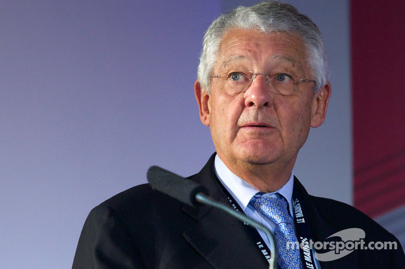 ACO And FIA Announce World Endurance Championship