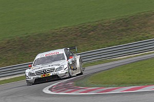 DTM Mercedes Spielberg Race Report