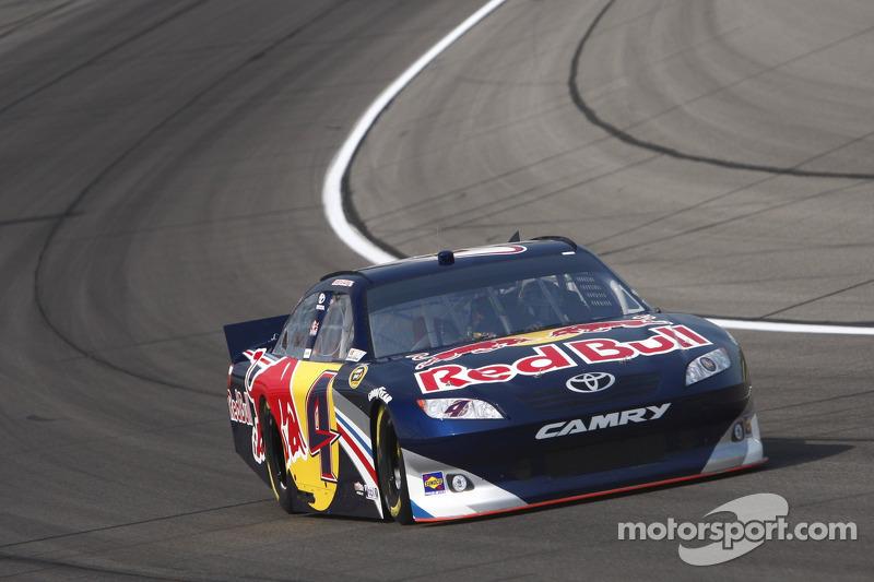 Red Bull Racing Team Kansas Race Report